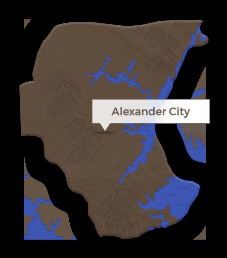 alexanderCity
